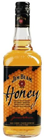 Jim Beam Bourbon Honey